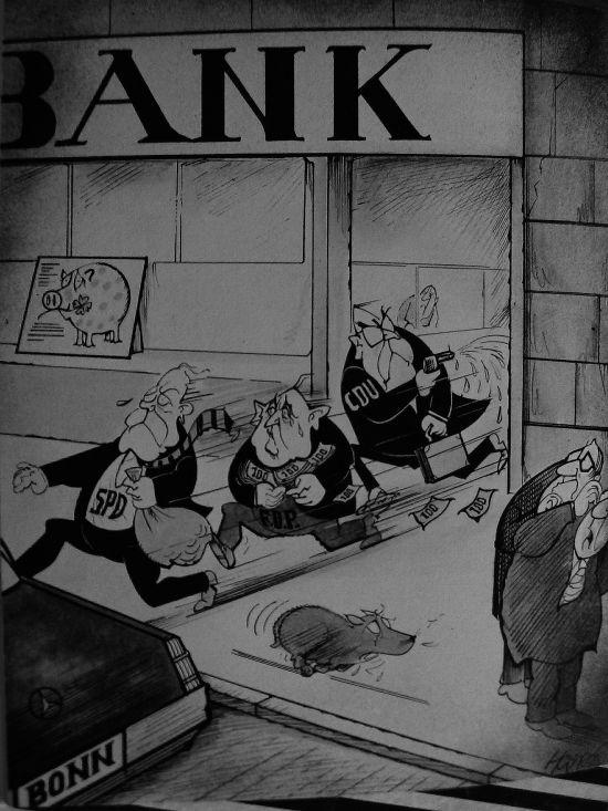 """Eine Million Arbeitssuchende mehr in 2009! – Was wird aus dem einstigen """"Wirtschaftswunder""""?"""
