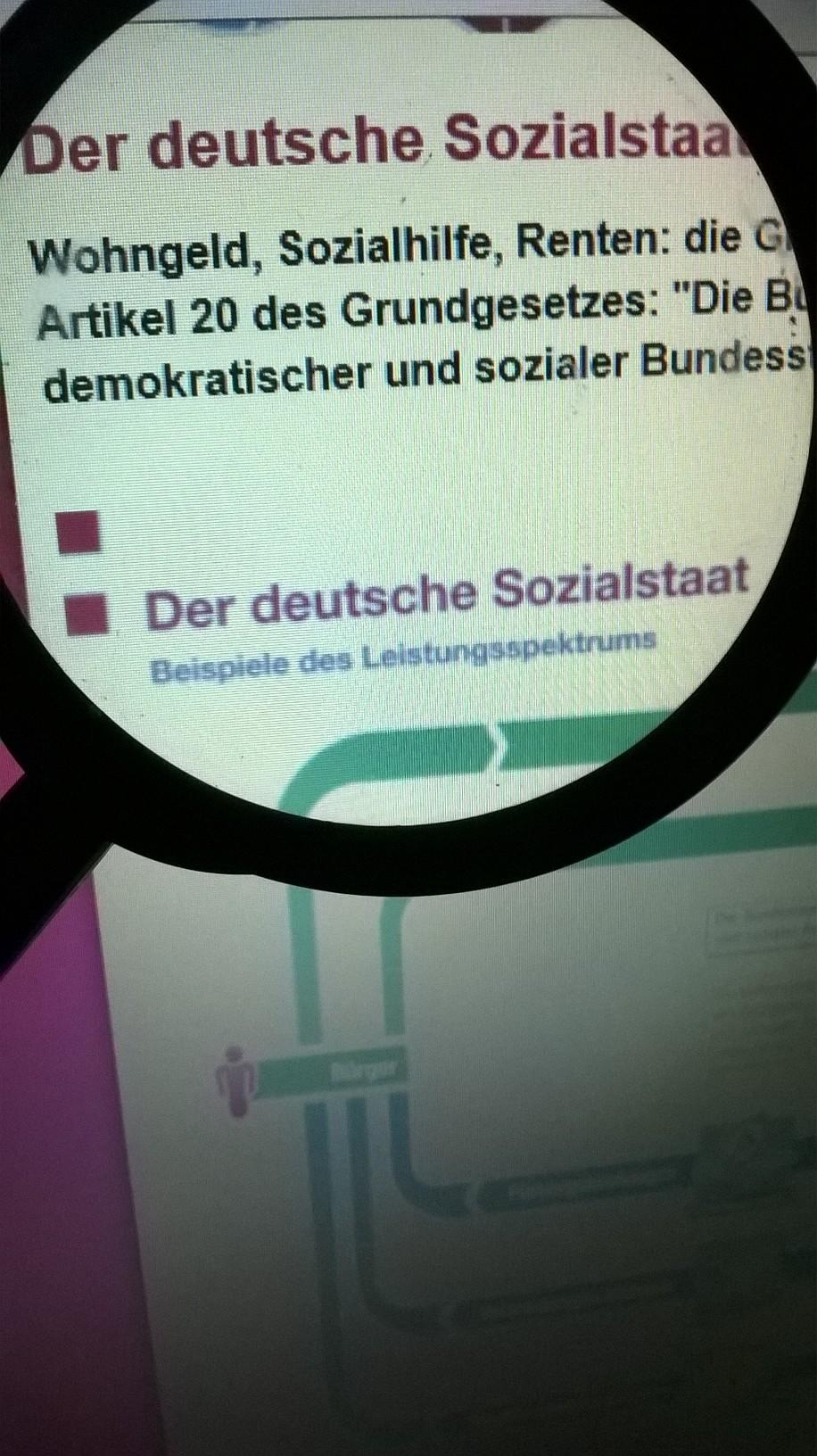 Sozialstaat Deutschland – Wo hat den wer als letzter gesehen? Das Bundespresseamt ist telefonisch nicht erreichbar